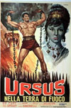 Ursus Nella Terra di Fuoco / Ursus in the Land of Fire (Son of Hercules in the Land of Fire, 1963)